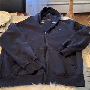 Nike XL Men's Navy Hoodie in GUC